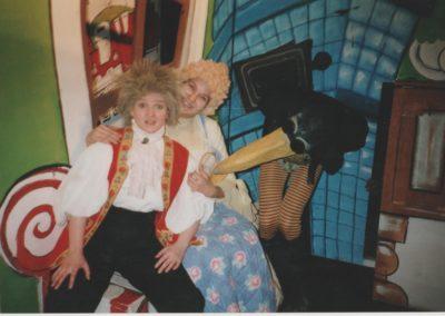 Papageno und der kleine Mozart 1999