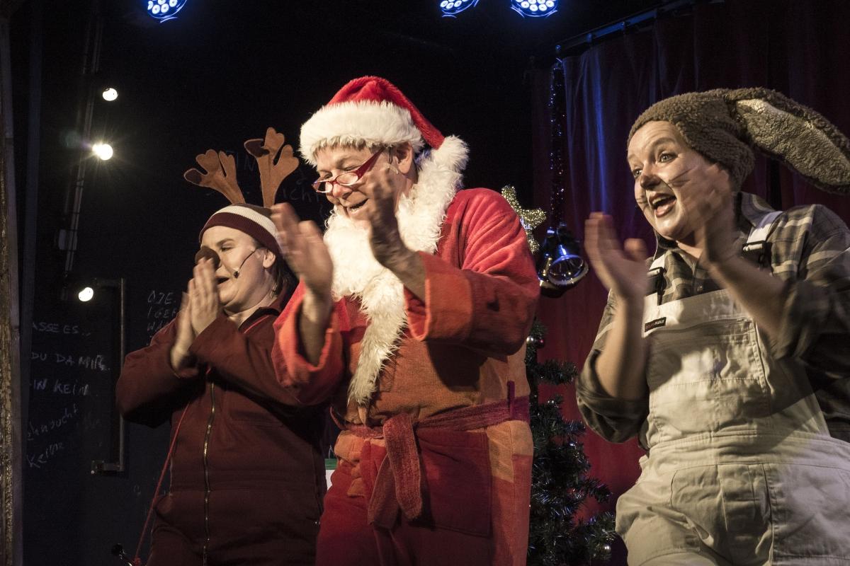 Weihnachtshasi 2013
