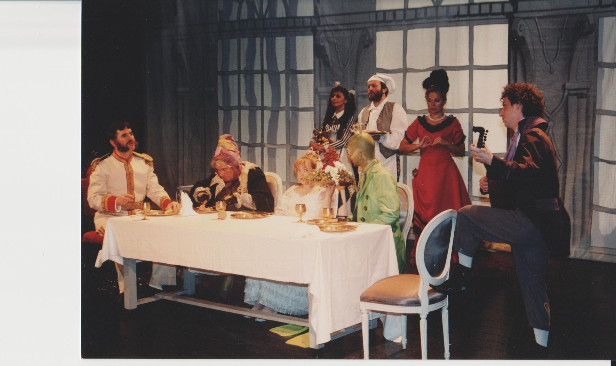 Der Froschkönig 1993