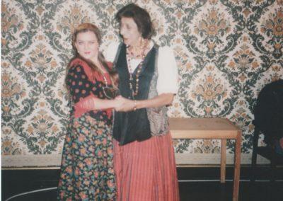 Die erzwungene Heirat 1998