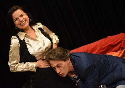 boulevART - Der Vorname - Natascha Shalaby und Artur Ortens